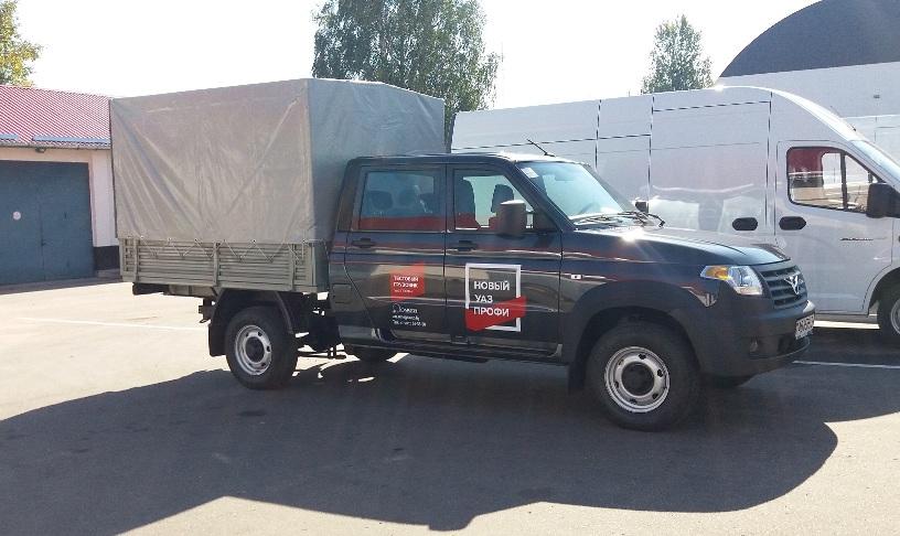 Продаётся автомобиль УАЗ ПРОФИ