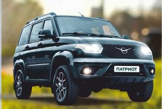 Финальная распродажа склада УАЗ Патриот.